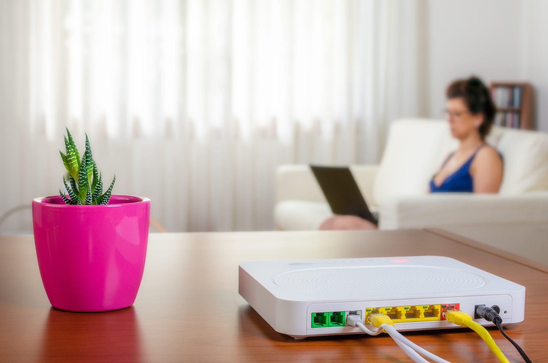 Vedere la TV Italiana dall'estero con il Modem/Router VPN